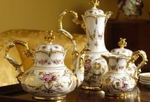 Café & Té / Cada taza de té representa un viaje imaginario – Catherine Douzel / by Marien M. Gª