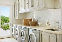 Laundry rooms / #laundryroom  / by Amanda Carol Interiors