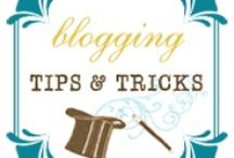 Blogging Information and Tips / by Allison {A Glimpse Inside}