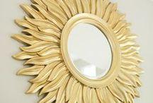 Mirrors / #mirror #accessories  #homedecor  / by Amanda Carol Interiors