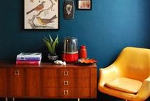 spaces- eclectic & vintage / by ✩berta and bri✩