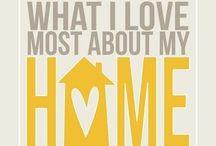 Home Sweet Home / by Britney Kowacz