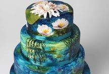 Cool Cakes / by Stacey S