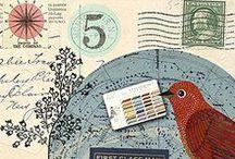 Mail Postal Ideas / by Janie Hewitt