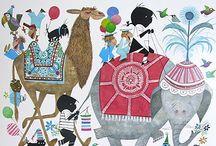 Illustrators & Paper Art / by THP