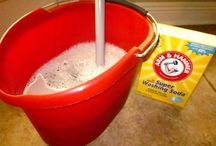 --Cleaning Tips!-- / by Emily Helton