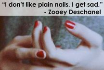 --Nails!-- / by Emily Helton