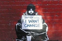 [ Street Art ] / by CharliEstine .net