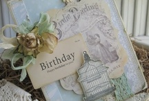 cards for all occasions / to give me inspiration so I never need to buy another shop bought card again / by Hazel Macphail