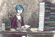 Books and nerdy awesomeness! / by Linda Lehman Thomasson