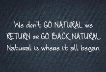 Naturally Me / by Donna Williams
