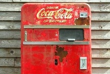 ~ coca cola, it's real ~ / my addiction, seriously. / by Debbie Swain Cullen