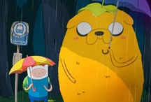 Adventure Time / by Kim Little
