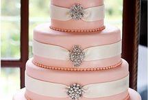 ~ Cinderella Think Coral, Blush & Peach ~ / by Loni R Colin
