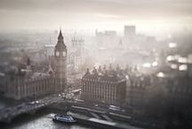 London / by Allison Templeton