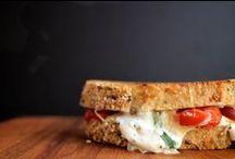 Savoury Foods / by Allison Templeton