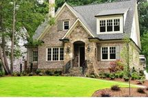 Cottage exteriors/landscapes  / Landscaping/cottage exteriors  / by Cara