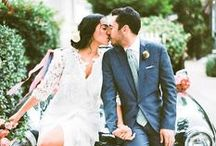 Stache and Kiss Wedding / by Minted