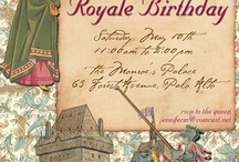 A Royal Faire - Princess and Knight Party / by B.Nute productions