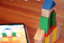 Kids & Technology / Using technology as a tool for children's learning (iPads, apps & more). / by Christie Burnett @Childhood101