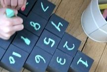 Maths Fun for Kids / Ideas for learning mathematical concepts playfully / by Christie Burnett @Childhood101