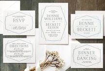 Letterpress / by Minted