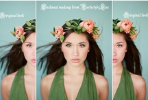 to be a fairy lady, at least on portraits / by Annabel Hou