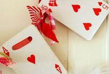Holiday / Valentine's Day. / by Courtney Hillman