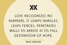 Quotes / by Rebecca Hedges Lyon