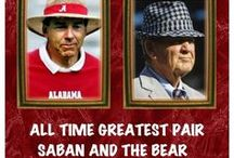 Roll Tide Roll!!! 15!!!!! / by Amy Youngblood
