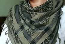 For The Love of Scarves / Scarves galore! How to wear them. And, how to make them.  / by Rebecca Hedges Lyon