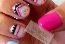 get on my nails / by maria cavanaugh