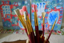 Real Art Studios / by Patti Friday