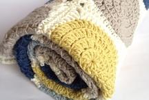 Crochet,Quilts, etc / by Sarah Nielsen