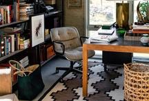 work space / by maria cavanaugh