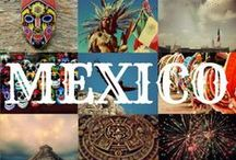 Méxican culture / one of the most beautiful cultures in the world. VIVA MEXICO! / by Lizzy Nuñez
