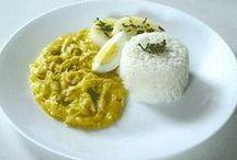 Peruvian Food / by Rebecca Hedges Lyon