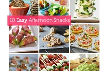 Healthy Snacks / by Amy McCready Positive Parenting Solutions