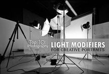 Photography | Lighting and Flash / On camera and off camera flash. Studio setups. Light modifiers.  / by Rebecca Hedges Lyon