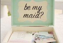 Bridesmaids / Inspiration for Bridesmaids dresses, gifts, and everything in between!  / by Bridal Party Tees