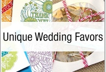 Wedding Favors / Unique and different wedding favors to make your wedding stand out from the rest!  / by Bridal Party Tees