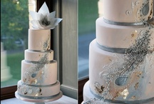 Let Them Eat Cake / Lots and lots of different cake designs to get you inspired for your wedding day!  / by Bridal Party Tees