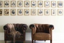 LIVING ROOM  / by Chanel Sparkle