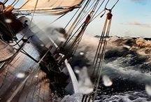 Ships & Sailing / by Rabbit Ridge Farm (Jordan Charbonneau)