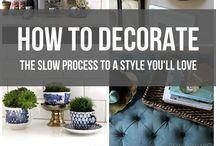Home styling elements / by Wear In LA