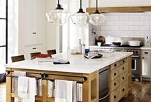Interiors // Kitchen / by Meghan Kennedy