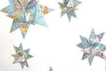 Event Garlands, Bunting and Streamers / Garlands, Bunting and Streamers for events and parties / by Allison Cosmos
