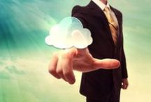 Cloud Computing for Business / Everything cloud computing for business of all sizes. / by Asep Onde