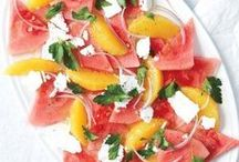 Recipes // Salads & Slaws / by Meghan Kennedy