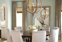 To Dine / Dining rooms / Dining table and chairs / by Sarah Murphy